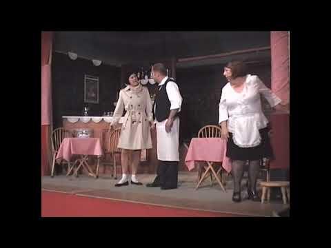 Allo Allo - Act 1 - Nannerch Players - Jul 09
