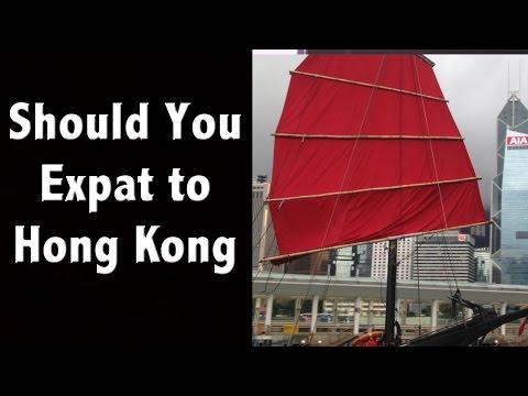 Should You Expat to Hong Kong?