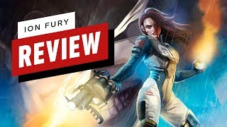 Ion Fury Review (Video Game Video Review)