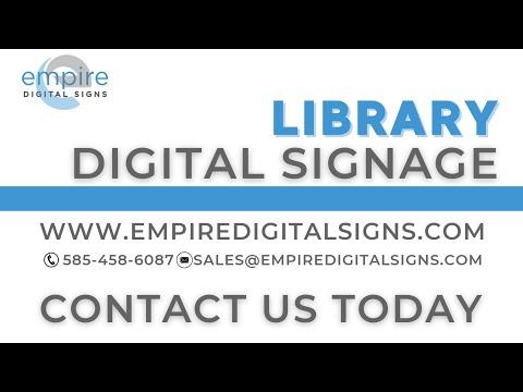Interactive Kiosks for Libraries (Demo): Interactive Wayfinding