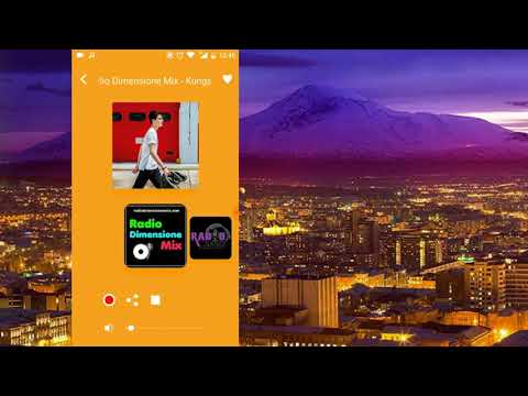 Armenian Radio Live (online mobile application for android)