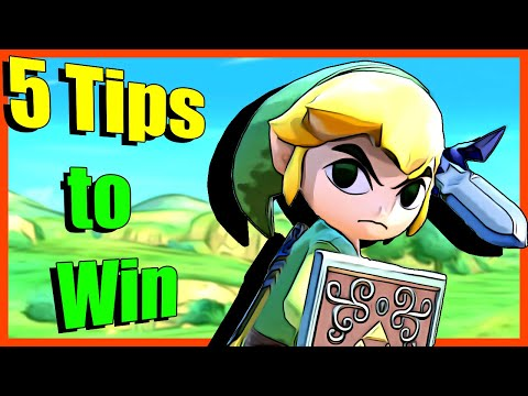 5 TIPS TO WIN AS TOON LINK - Toon Link In Smash Ultimate