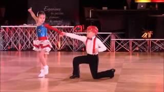 2.19. Peter and Tata / LA Star Dance/ - Show dance @ California Open Dancesport Championship
