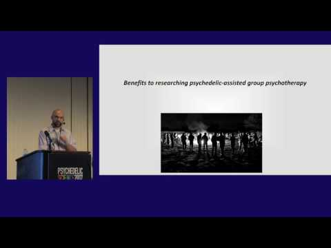 Brian Anderson: Drug Ethnography & Clinical Trials - Designing a Psilocybin Therapy Protocol