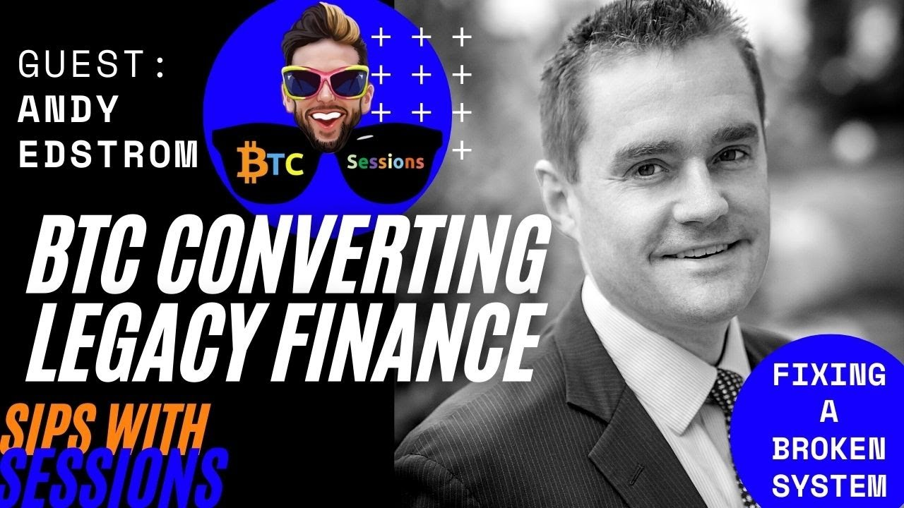 DEBT Culture, Wealth Gaps, and BITCOIN's Alternative Plan - Guest Andy Edstrom