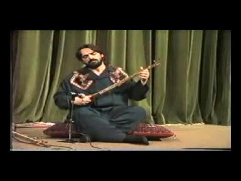 "Hossein Alizadeh ""Nava (Homayon)"" - Improvisation Setar Concert"