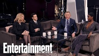 No Time to Die's Daniel Craig, Rami Malek & More Share Their First 007 Memory | Entertainment Weekly