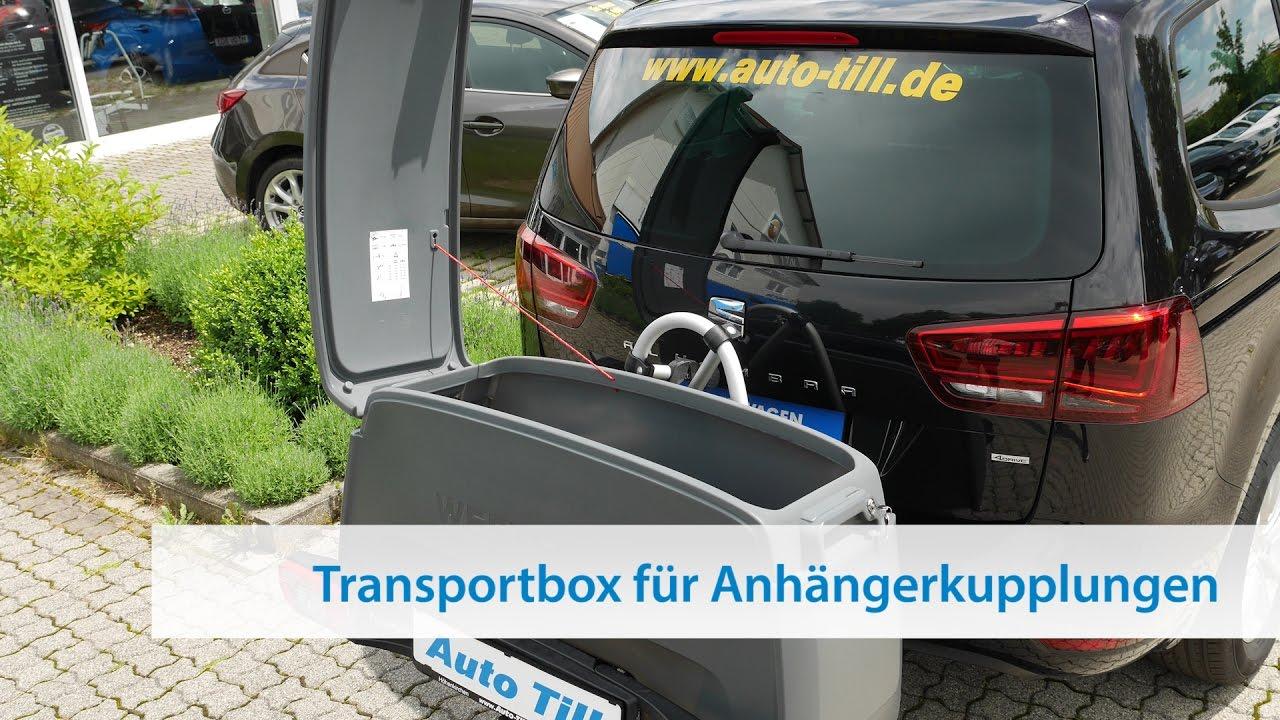 transportbox f r westfalia fahrradtr ger bc 60 montage. Black Bedroom Furniture Sets. Home Design Ideas