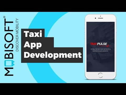 Taxi App Development - Taxi Booking App Solution - Taxi Pulse (2018)