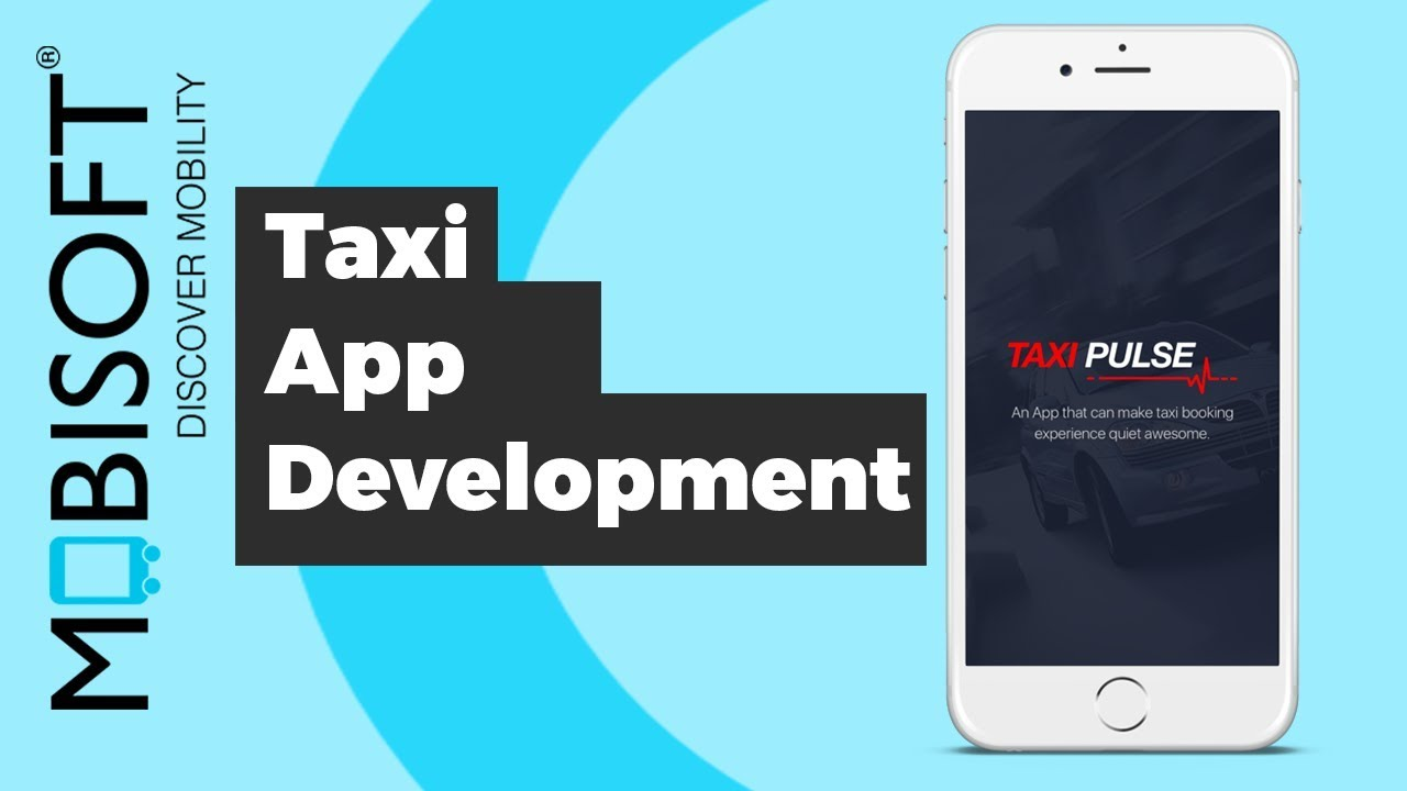 Taxi App Developers | White Label Taxi App - Mobisoft Infotech