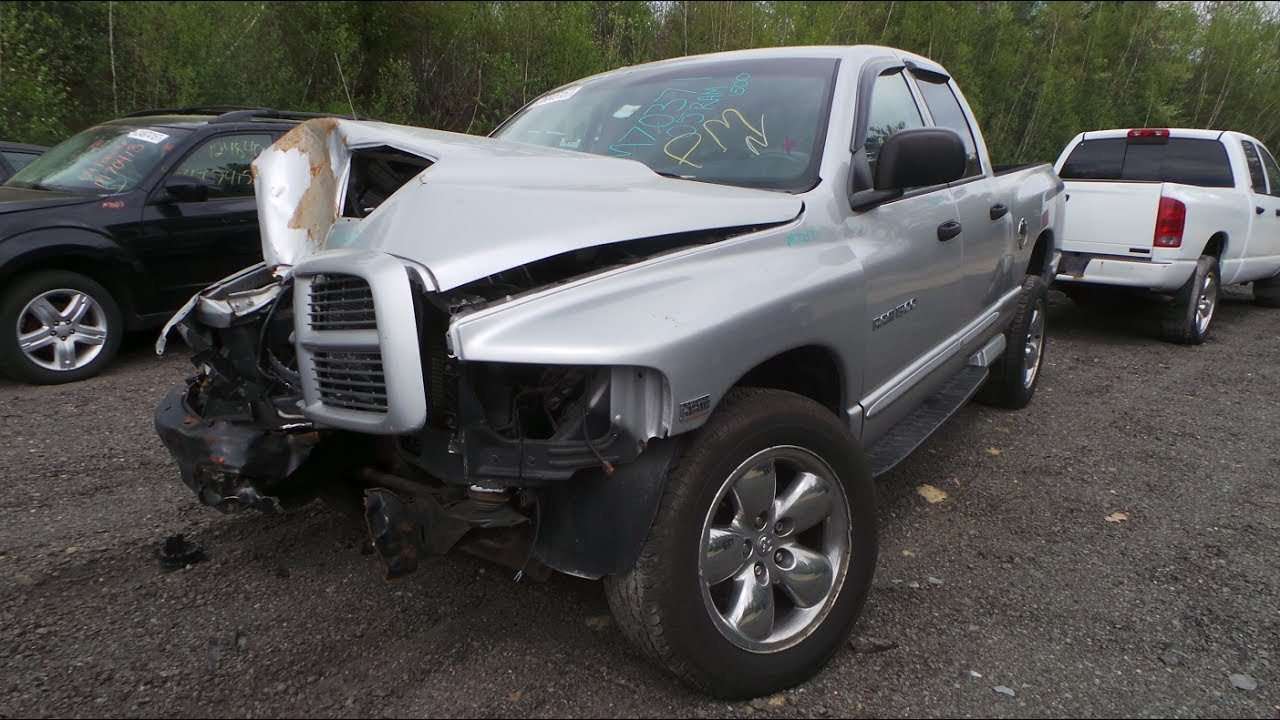 Parting Out 2005 Dodge Ram 1500   Stock # M70371