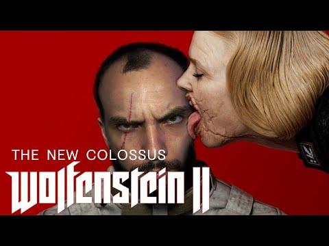 Wolfenstein 2 The New Colossus 🎮 3 миссия «Манхэттен» 🚶 Прохождение 2020