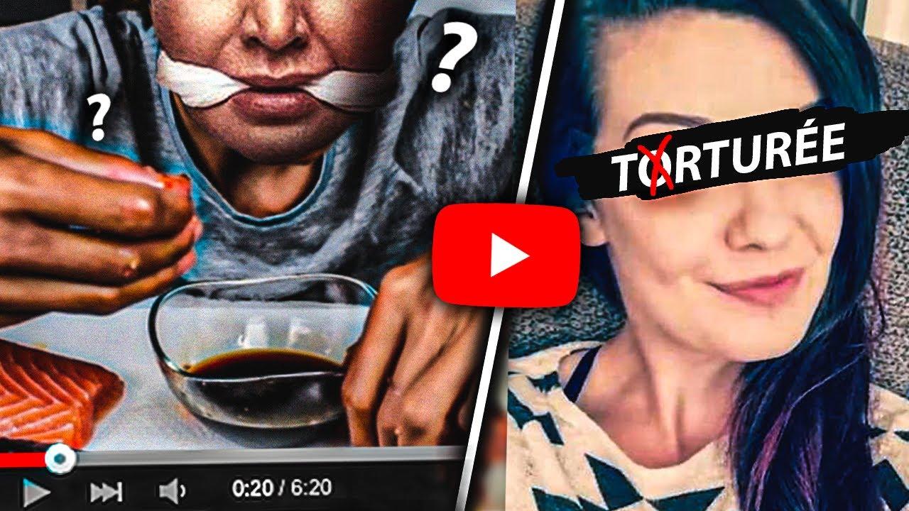 Cette YouTubeuse d'1M d'abos est T○RT∪RÉE en vidéo ! (Kate Yup)