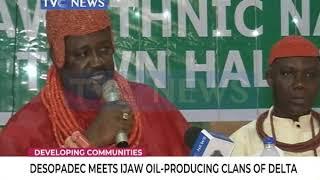 Developing Communities: DESOPADEC meets Ijaw Oil Producing Clans of Delta