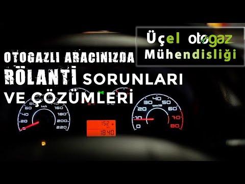 OtogazTV - LPG Rölantide Titreme ve Dalgalanma Sorunu Neden Olur?