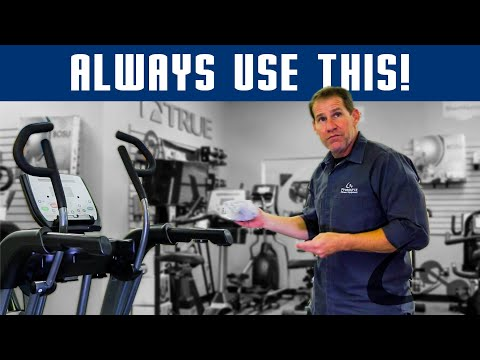 Cleaning Fitness Equipment - What To Use & How To Do It Right