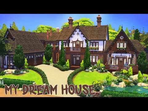 MY ACTUAL DREAM HOUSE 💕 (30K SUBSCRIBER SPECIAL) | The Sims 4 | Speed Build