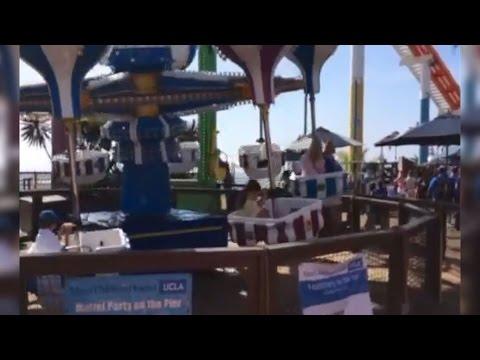 """Mattel Party On The Pier"" Benefits Children's Hospital"
