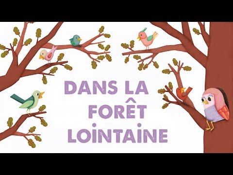 Steve Waring Dans La Forêt Lointaine Comptine Pour