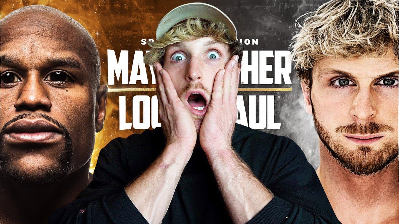 Logan Paul on Floyd Mayweather Jr. Brawl: 'I F--king Wish' It Had ...