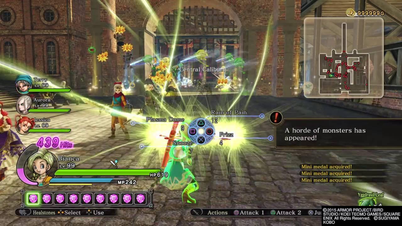 Dragon quest heroes 2 farming gold lego ninjago the golden dragon 70503 nzb