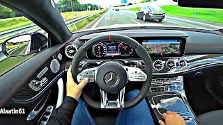 The New Mercedes E53 AMG 2019 Test Drive