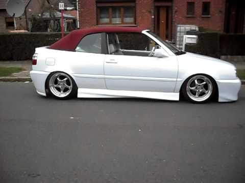 vw golf 3 cabrio youtube. Black Bedroom Furniture Sets. Home Design Ideas