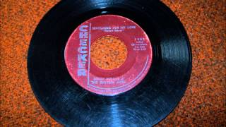 BOBBY MOORE & THE RHYTHM ACES SEARCHING FOR MY LOVE CHECKER RECORD LABEL