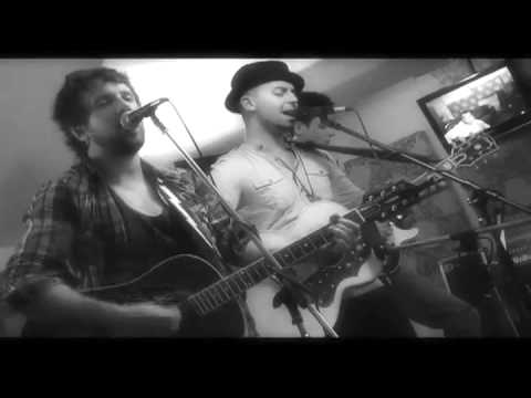 Lyle Lovett - If I Had A Boat - Band Cover - Brian Melo and Colin Macdonald