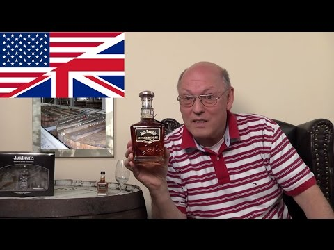 Whiskey Review/Tasting: Jack Daniel's Single Barrel