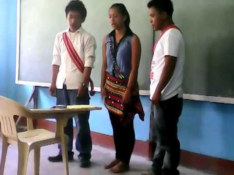 Naneng dang-dang ay IN our filipino subject