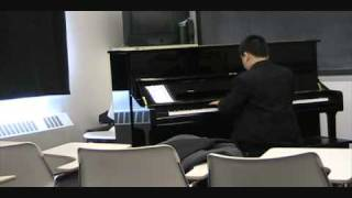 Michael Lu (10) - Chopin Fantaisie Impromptu Op. 66 No. 4
