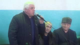 Первенство района по волейболу в селении Майданское