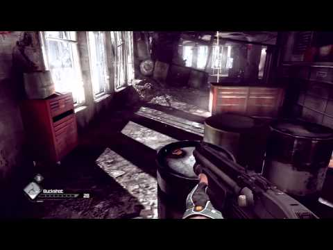 RAGE: Walkthrough - Part 4 - The Missing Parts (Gameplay & Commentary) [Xbox 360/PS3/PC]