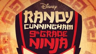 Randy Cunningham 9th Grade Ninja | Remixed by PaulOfCreation