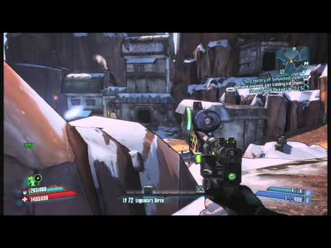 Borderlands 2 Digistruct Peak Round 7 Solo Maya New Overpowered Legendary Drops