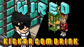 COMO KICKAR DANDO BEBIDA | HABBO | Tutorial WIRED #49