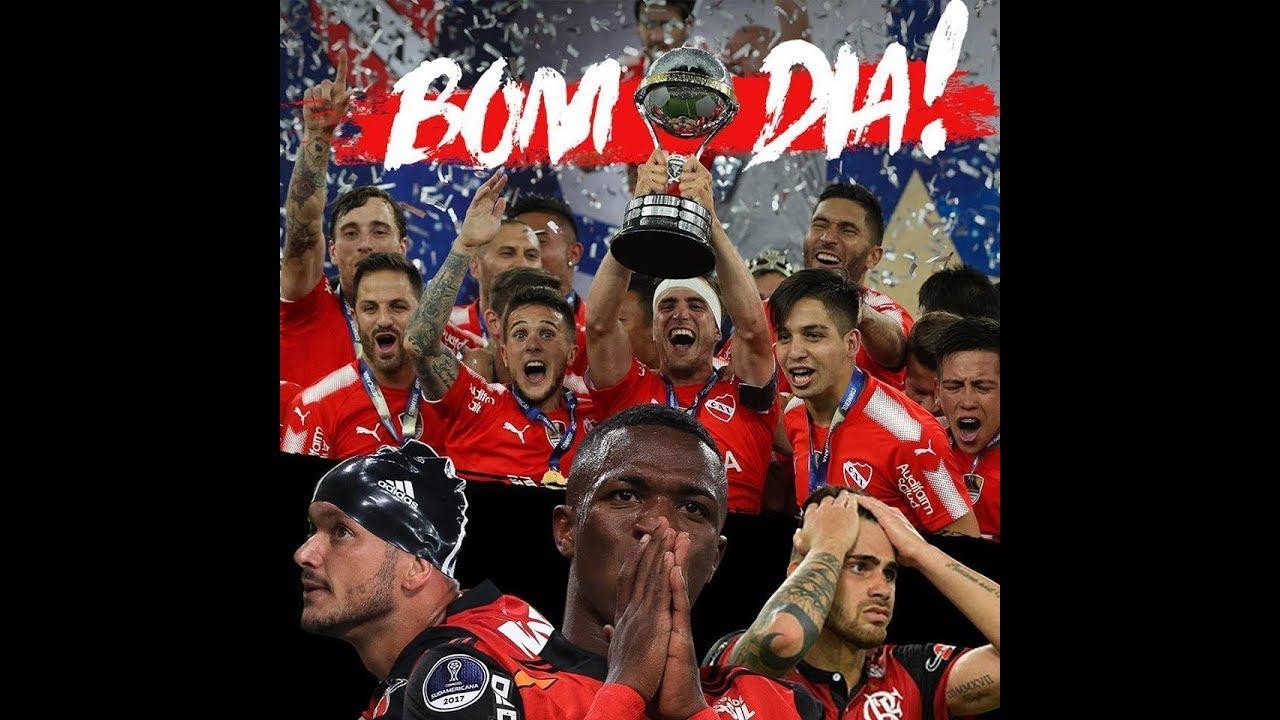 Os melhores Memes do vice do Flamengo na Copa Sul ...