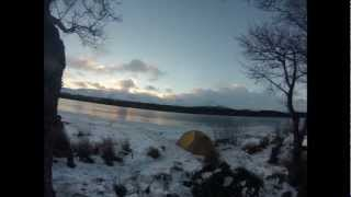 GoPro Time Lapse at Loch Morlich