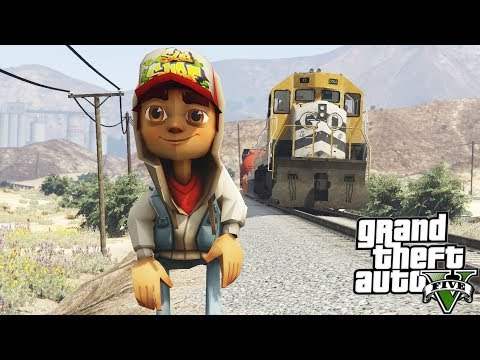 GTA V Ped Mods - YouTube