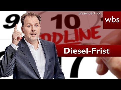 Jetzt VW-Musterfeststellungsklage beitreten – die Frist läuft! | Rechtsanwalt Christian Solmecke