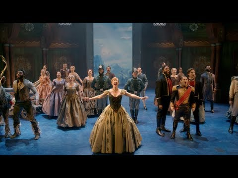 "FROZEN on Broadway - ""A SERIOUS MEGAHIT"""