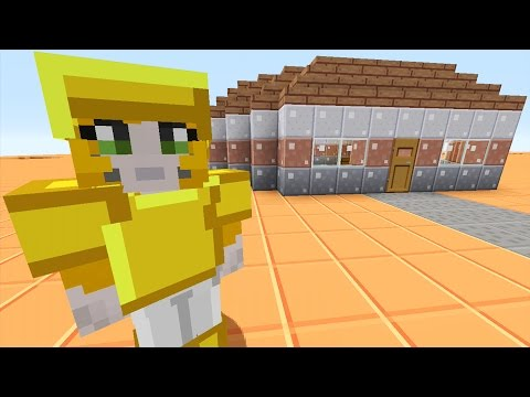 Minecraft Xbox - Stampy Flat Challenge - Settling In (3)