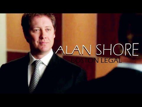 Weapon of Choice | Alan Shore | Boston Legal