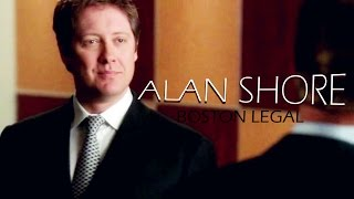 Weapon of Choice | Alan Shore | Boston Legal
