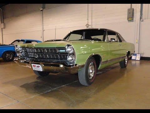 1967 Ford LTD Hardtop with an R-Code 427 engine - My Car Story with Lou Costabile