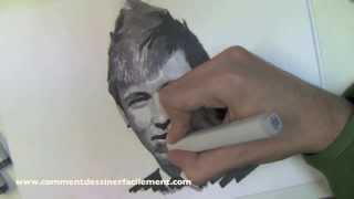 comment dessiner neymar