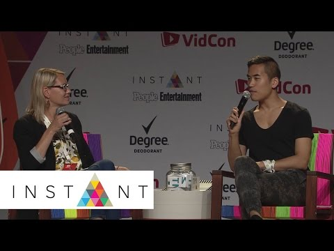 Andrew Huang On His Music Process, Future Collaborations & More | Instant Exclusive | INSTANT