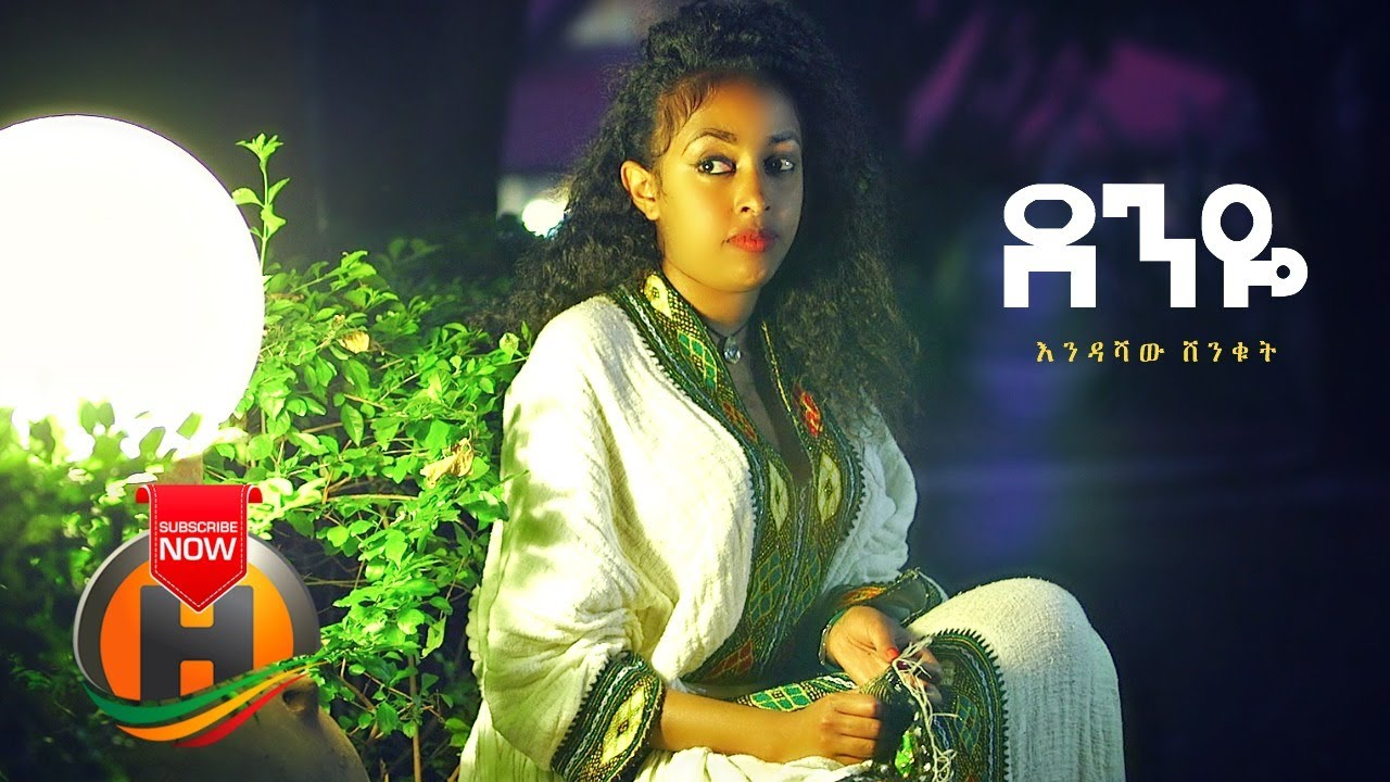 Endashaw Shenkut - Denye | ደንዬ - New Ethiopian Music 2020 (Official Video)