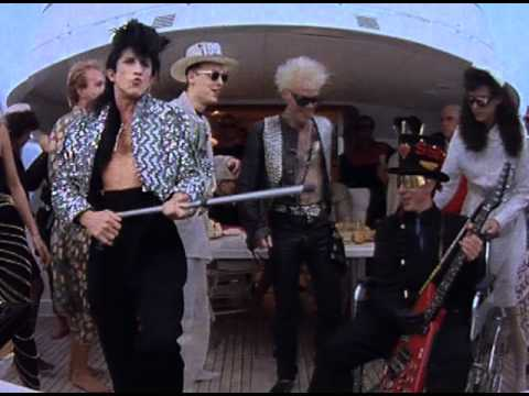 Sigue Sigue Sputnik - Success [Official Music Video]